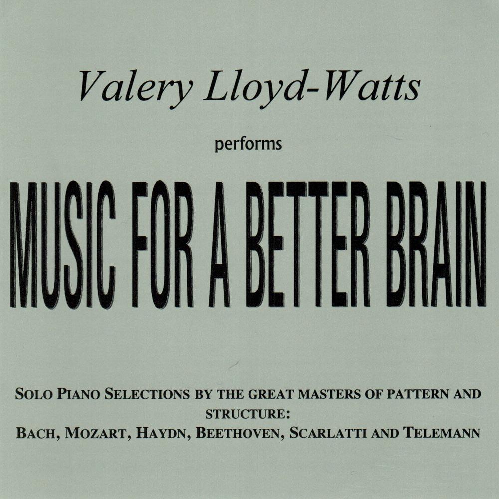 Music For a Better Brain