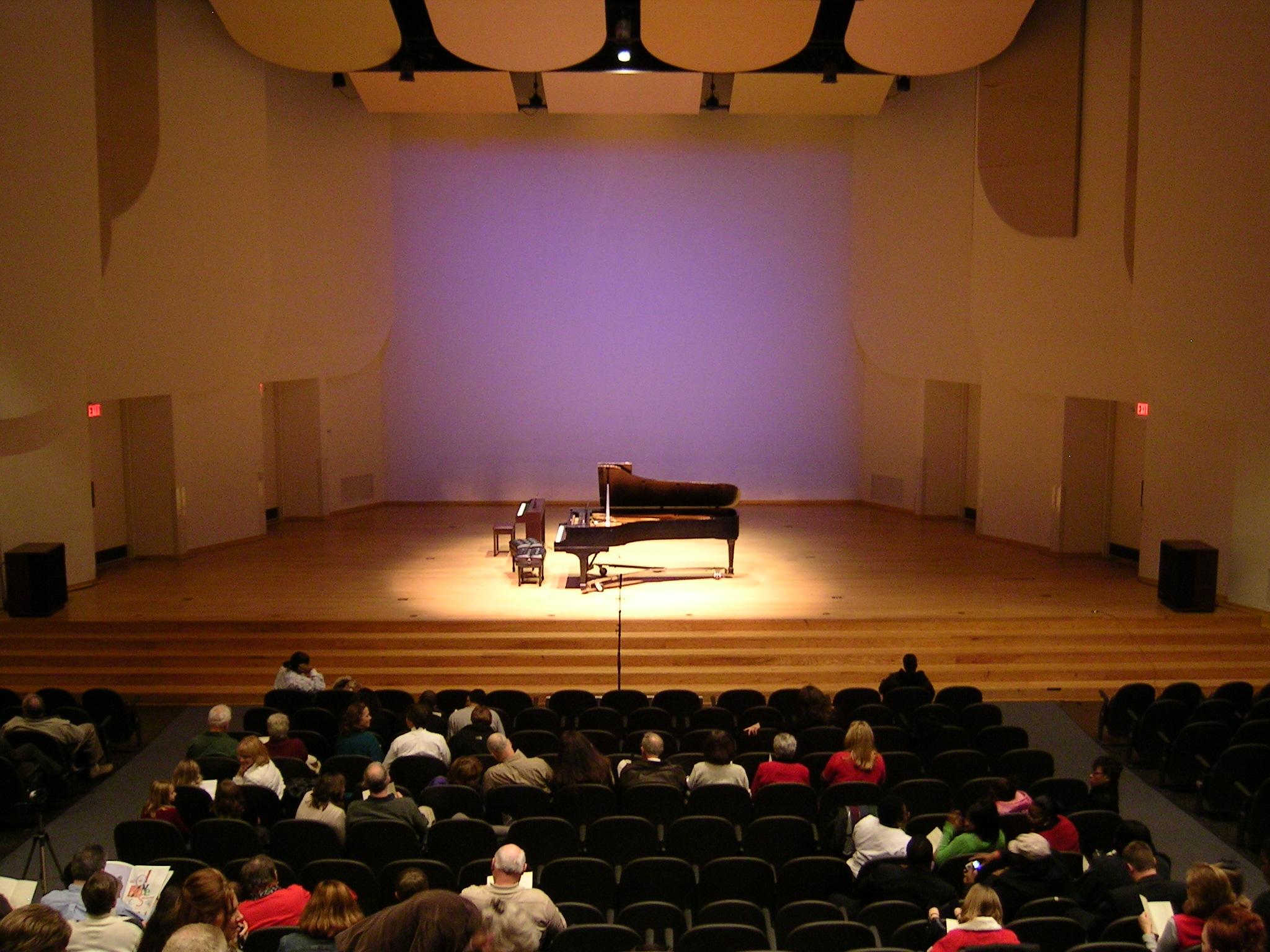 Suzuki Non-Competetive Piano Festival
