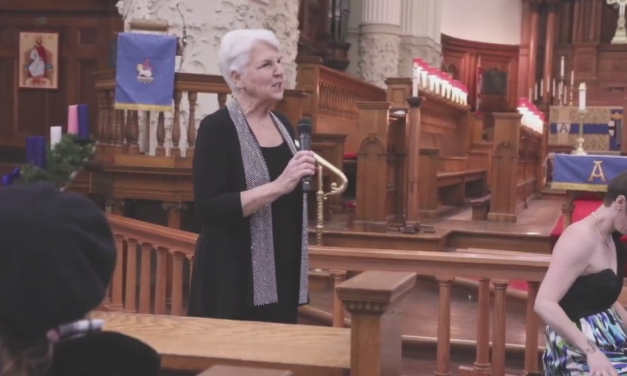 Advent Concert, Valery Lloyd Watts and Clare Miller