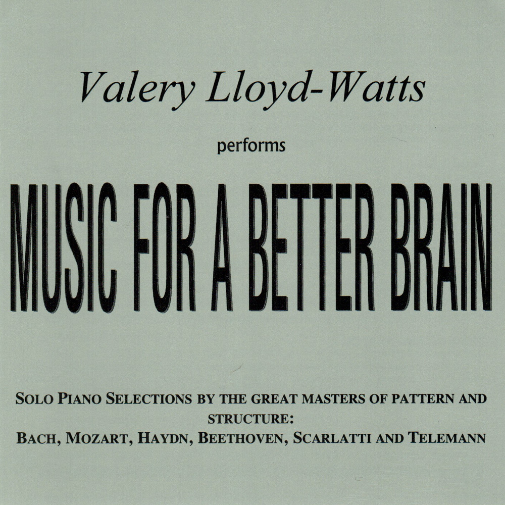 Music For a Better Brain